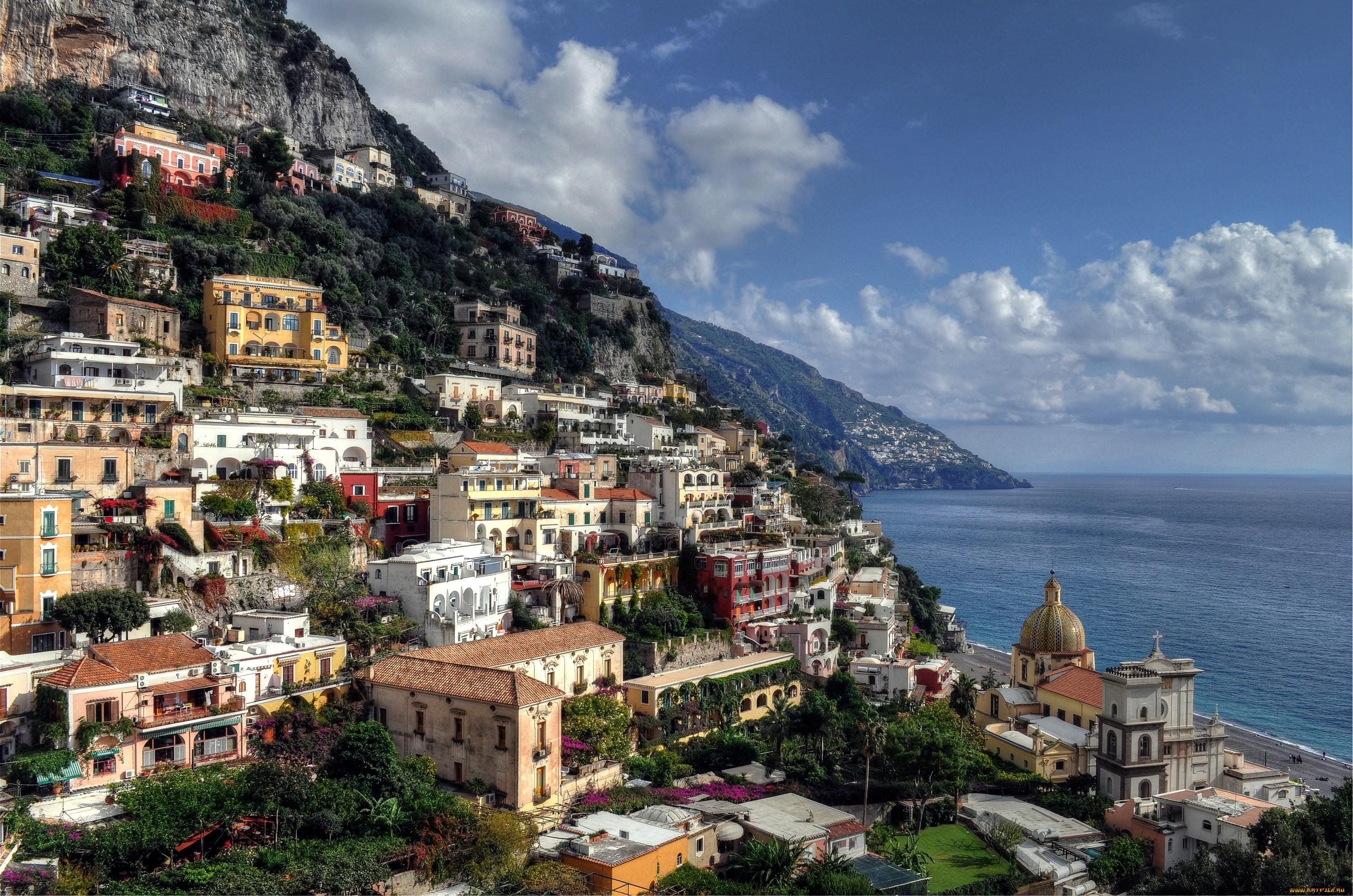 Г позитано италия города